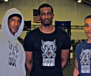 Alpha FitT MEN sporting their official GEAR